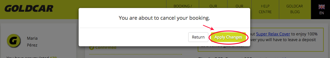How can I cancel a reservation? (5)