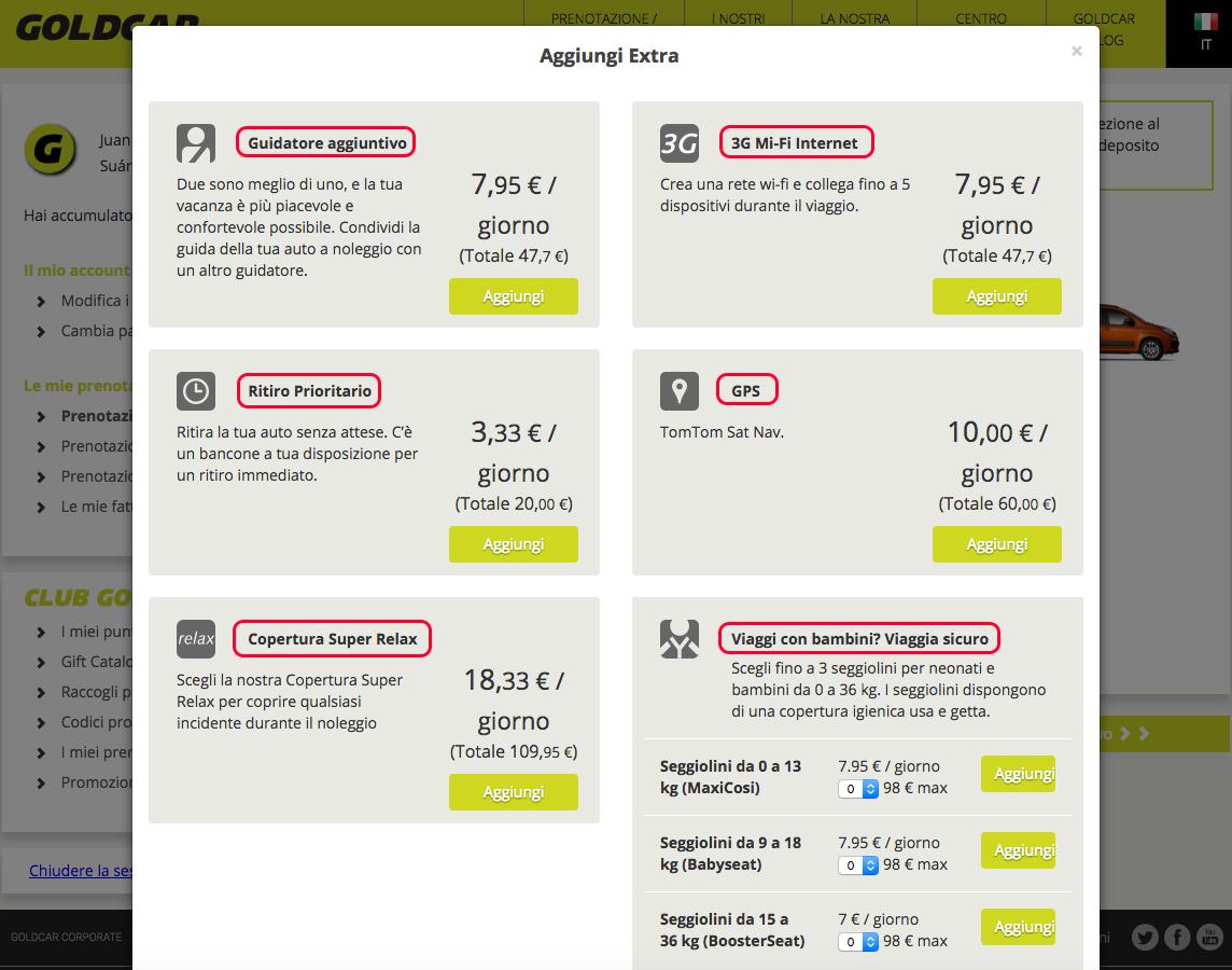 Come si modifica una prenotazione? (Cambio data, veicolo, aggiungere o eliminare extra...) (7)