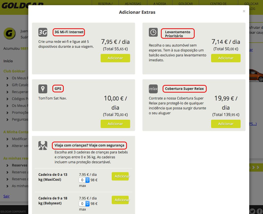 Como altero a minha reserva? (Mudar a data, mudar de veículo, adicionar ou remover extras...) (7)