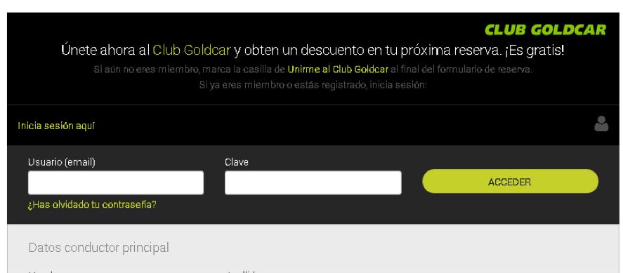 Wie greife ich auf meine Daten zu, wenn ich mich bereits als Nutzer registriert habe?  (3)