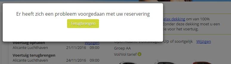 Hoe annuleer ik mijn reservering? (6)