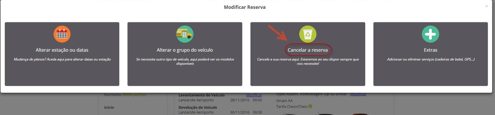 Como cancelo a minha reserva? (4)