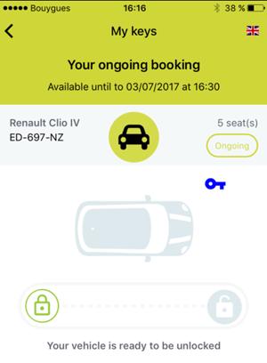 ¿Cómo funciona el proceso de recogida de mi vehículo?