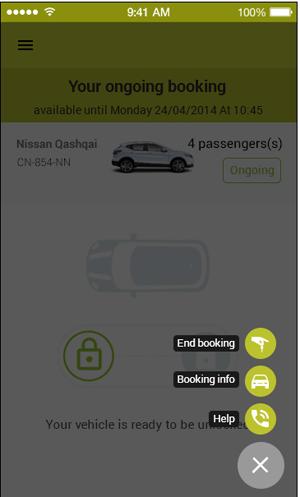 Comment fonctionne le processus de restitution de mon véhicule ?